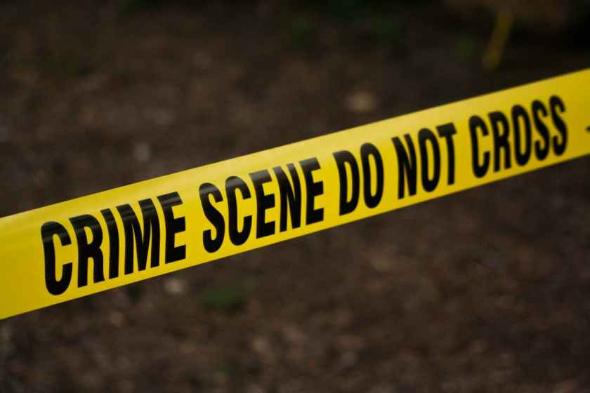 Crime Scene Tape Color