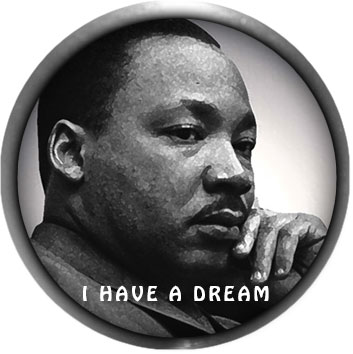 An M.L.K., jr. quote on Martin Luther King, jr. day.